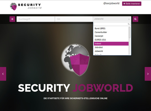 Security Jobworld