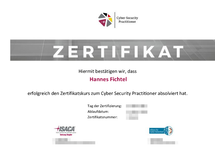 Cyber-Security-Practitioner