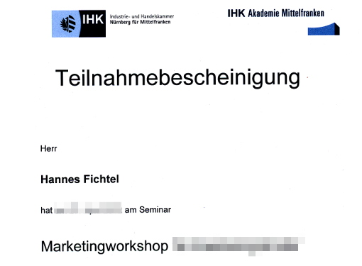 Marketing-Workshop